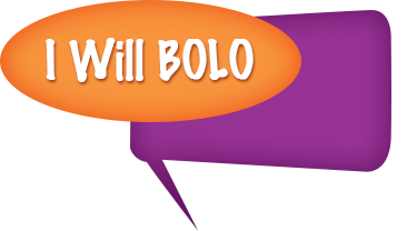 BOLO - Derived from Bonjour hOLa hellO